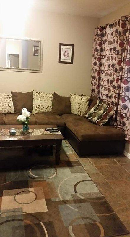 1st level TV room