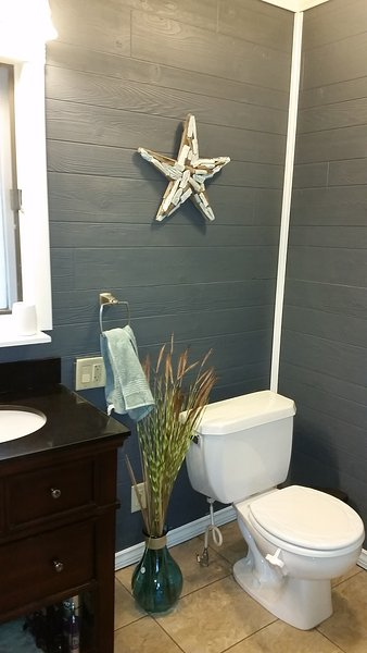 Belle salle de bain mis à jour!