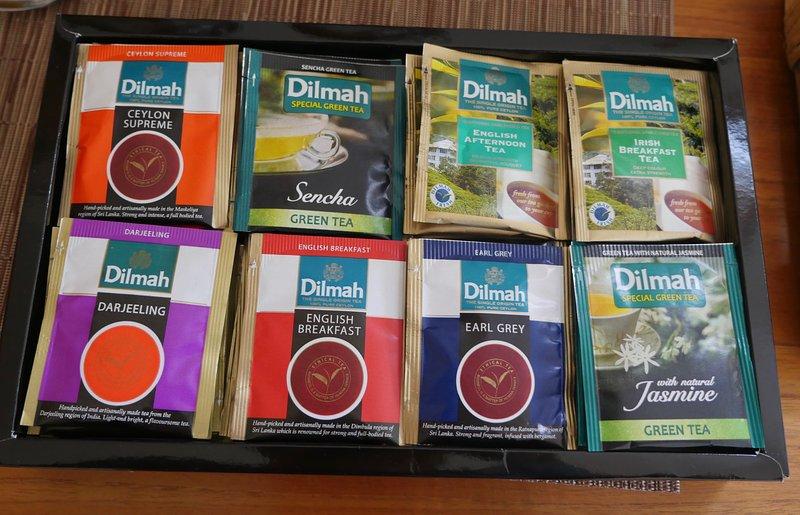 Continental Breakfast - Choice of Teas