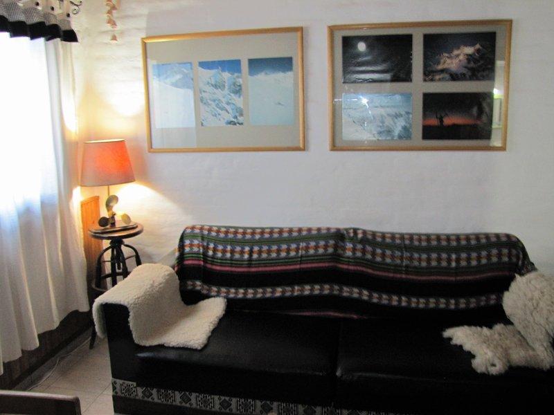 mi casa en Las Leñas, holiday rental in Las Lenas