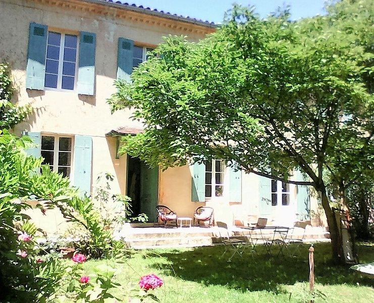 Chambres de charmes au bord de l'Estey, vacation rental in Beautiran