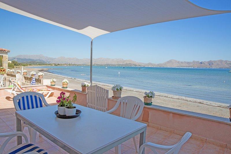 Casa adosada en sa Marina e..., holiday rental in Alcudia