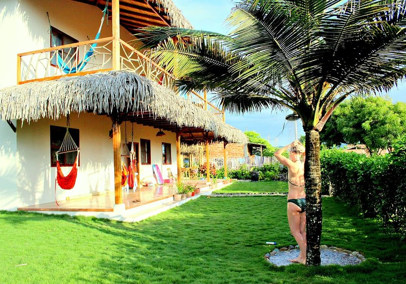Seaview Beach House - Casa Esperanto - Las Tunas, Ferienwohnung in Machalilla National Park