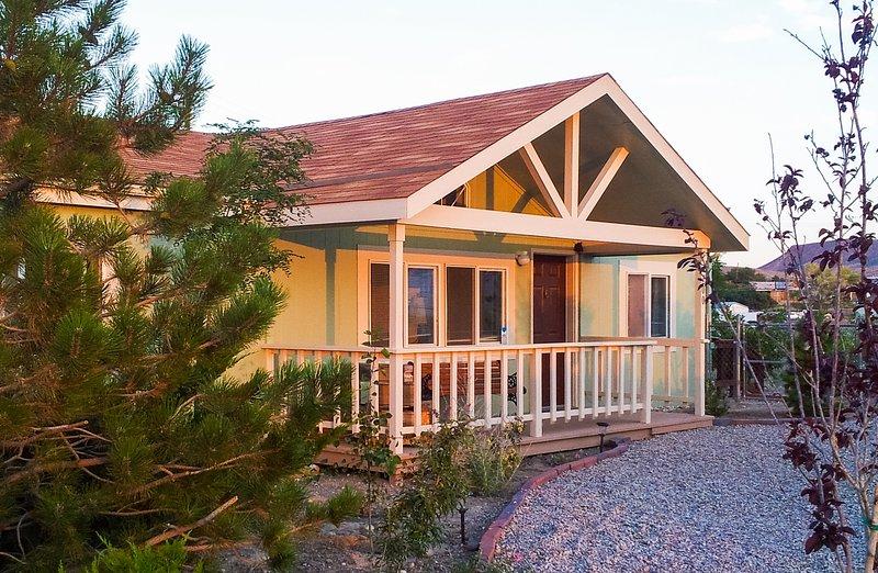 3 camere da letto, a casa 2 bagni nel centro storico di Goldfield, Nevada