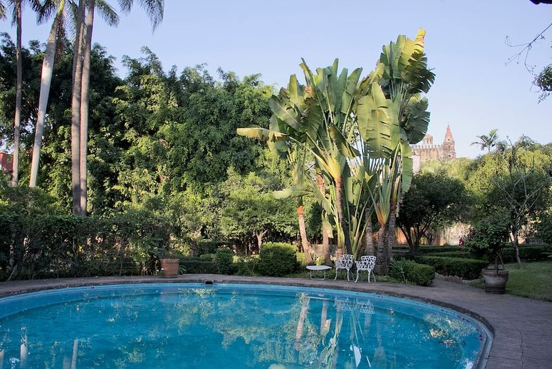 Mansion in the Historical Center, holiday rental in Cuernavaca