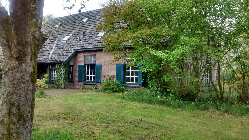 Vakantie op de Helderboom, holiday rental in Braamt