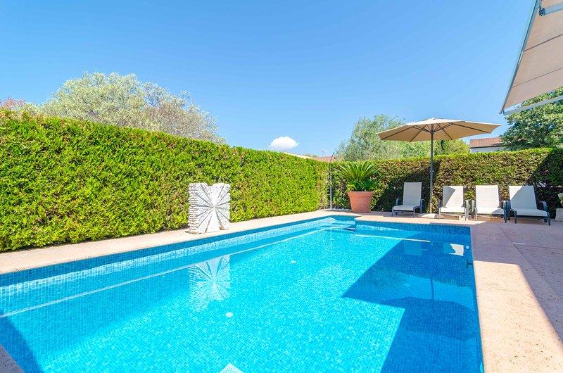 BALENA 21 - Villa for 6 people in Sa Ràpita, location de vacances à Sa Rapita
