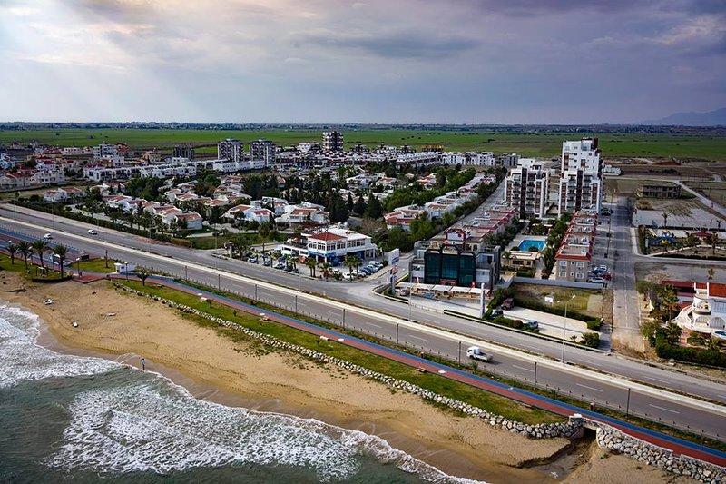 Long Beach, Iskele