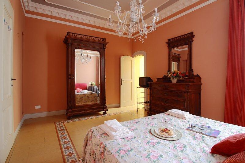 Doppelzimmer mit Liberty-Stil Features
