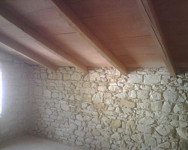 restored ceiling / Restored ceiling