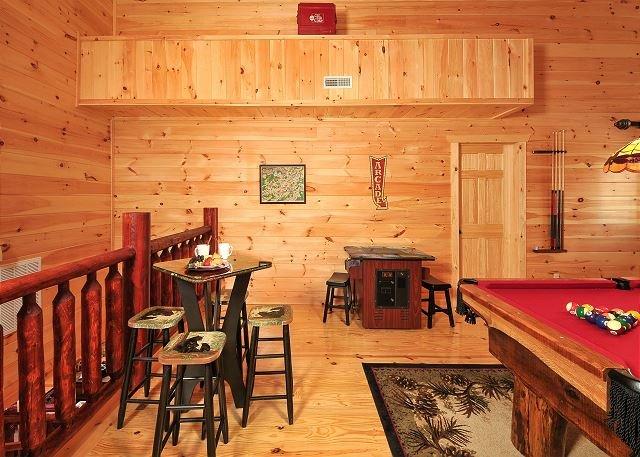 Game Room - loft