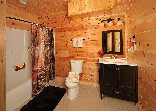 Bedroom 2 - Bath