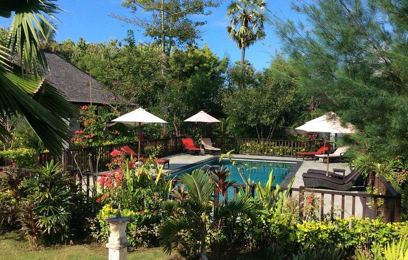Taman Dewi Sri Villa et Bungalow, holiday rental in Pemuteran