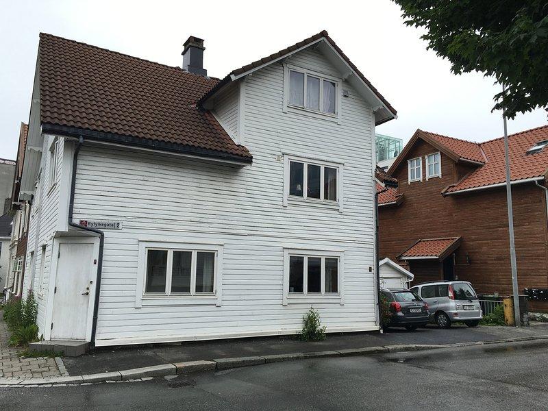 Ryfylke Apartment 1 - begane grond