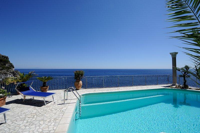 Villa Azzurra, vacation rental in Conca dei Marini