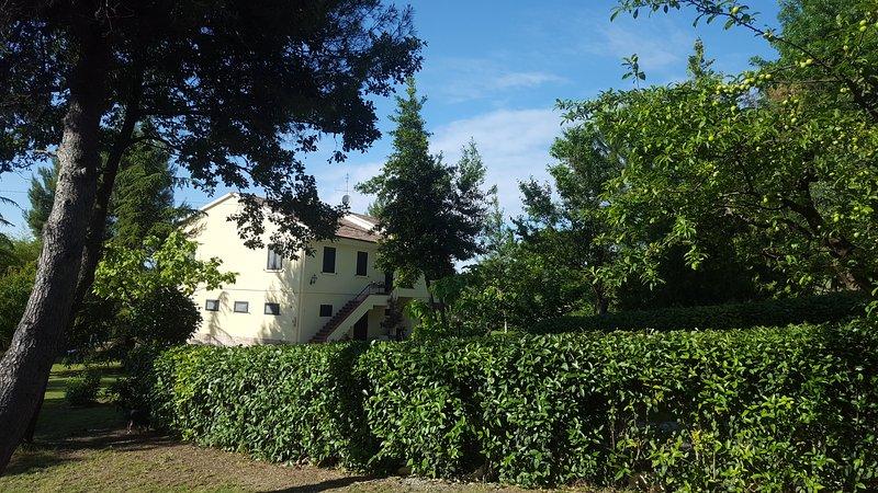 Casa vacanza mare collina, holiday rental in Province of Ancona