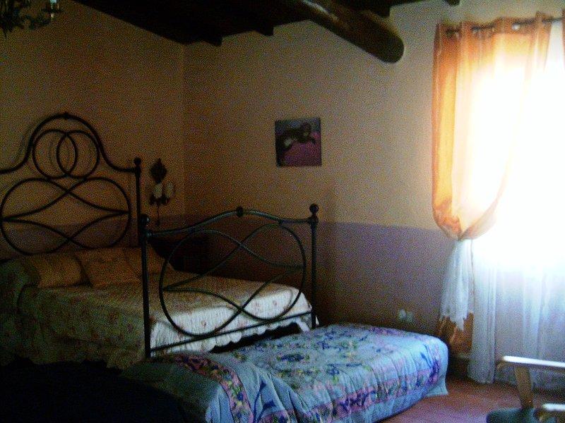 La vecchia mola Mini appartamento, vacation rental in Caprarola