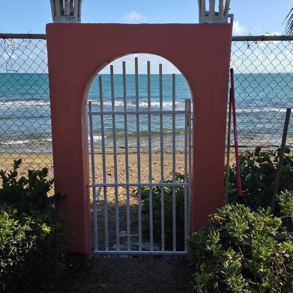 Puerta de entrada al Caribe