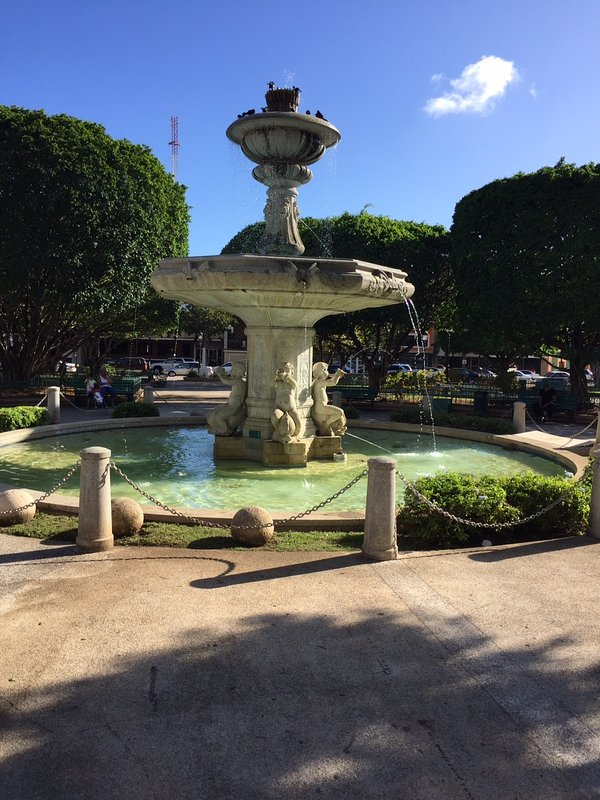 Old Town Square Guayama