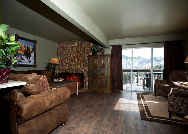 True Ski in/Ski Out - Just Remodeled - Amazing Views, holiday rental in Durango