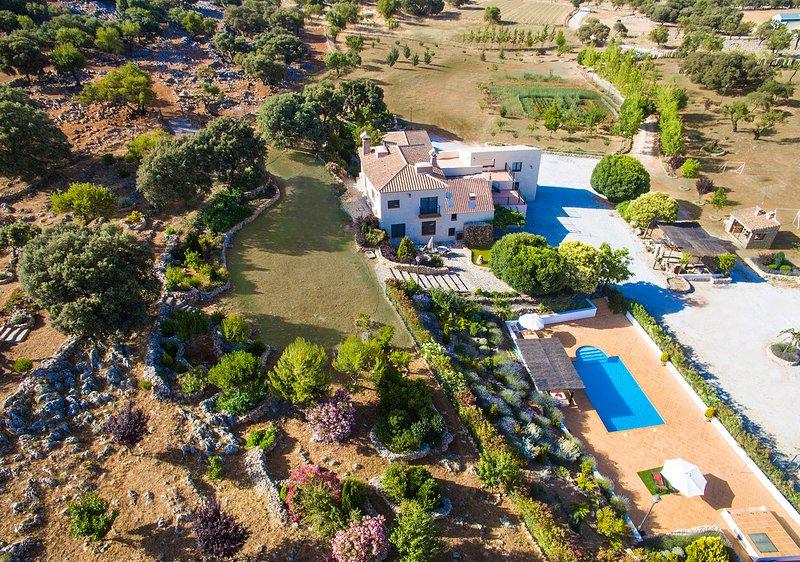 Finca Pura Vida Alhama de Granada, location de vacances à Alhama de Granada