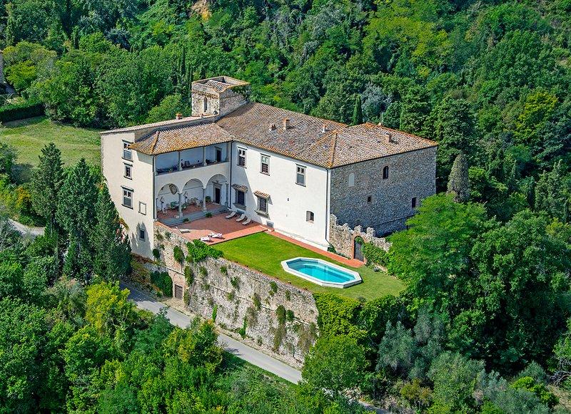 Castello Buondelmonti, vacation rental in San Casciano in Val di Pesa