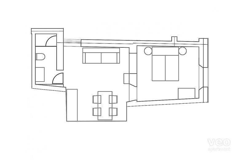 30 m² | ground floor | without elevator