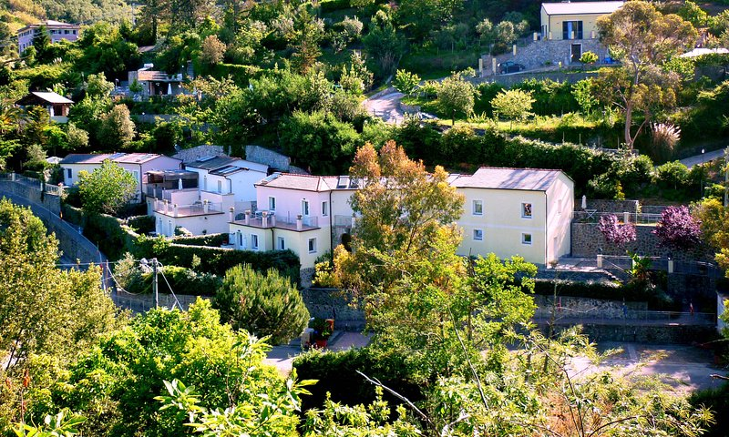 Resort Costa Morroni Appartamento 4 persone Cinque Terre Levanto, vakantiewoning in Legnaro