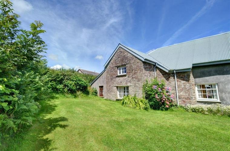 Well Farm Cottage, holiday rental in Pyworthy