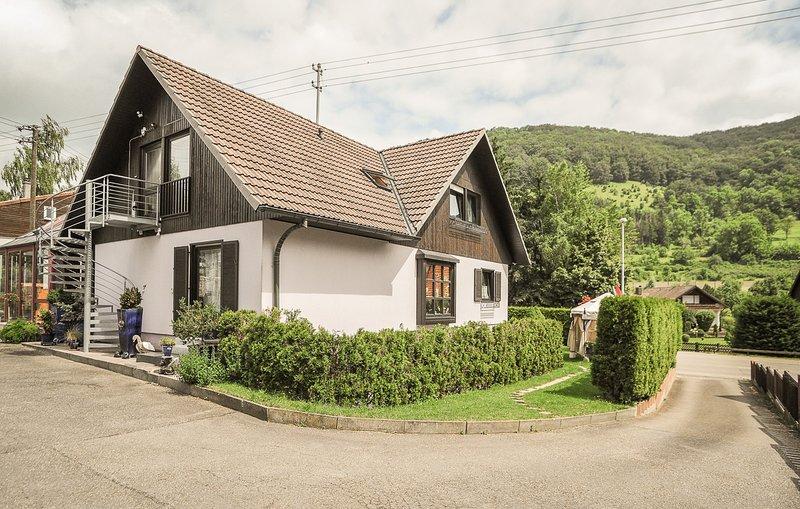 Ferienwohnung Nr. 2, casa vacanza a Bad Urach