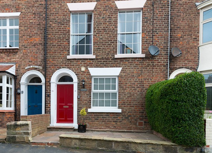 A superb luxury apartment close to the centre of Whitby