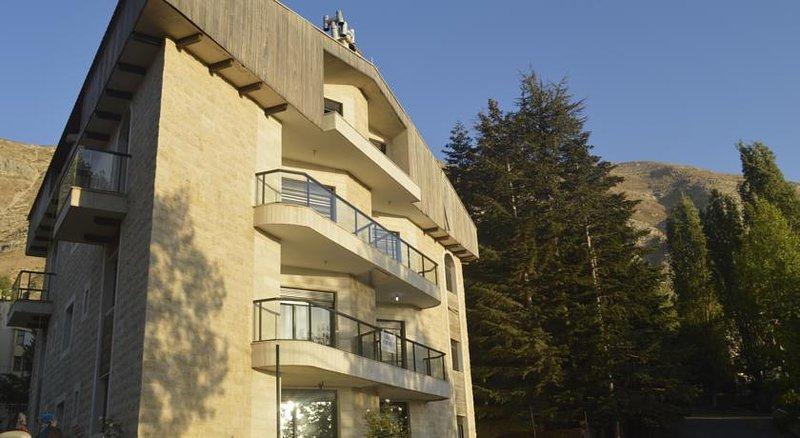 Le migliori vacanze in Kfardebian, 3.2Km da piste da sci Faraya Mzaar. Rovine in tre chilometri dalla proprety