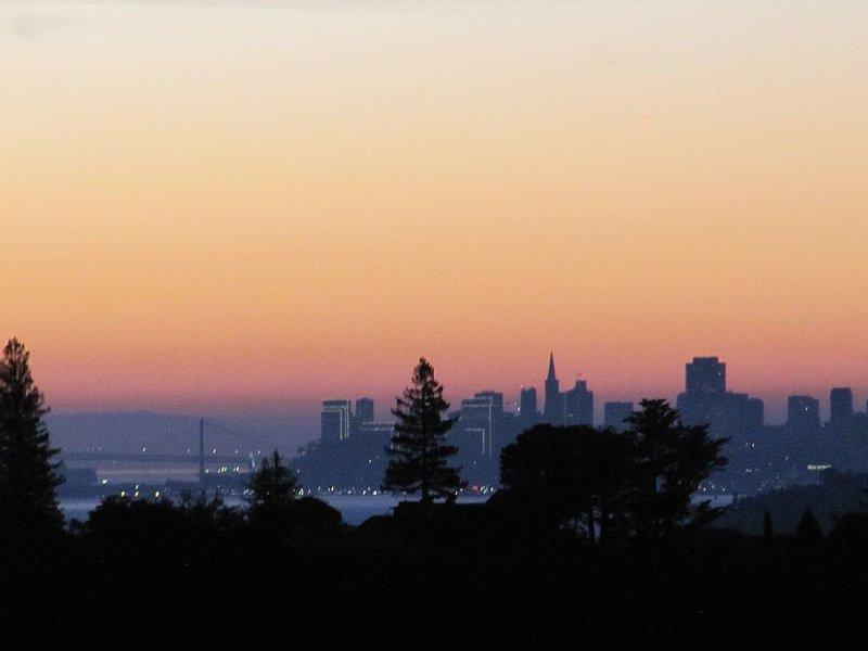 Vakna upp till San Francisco!