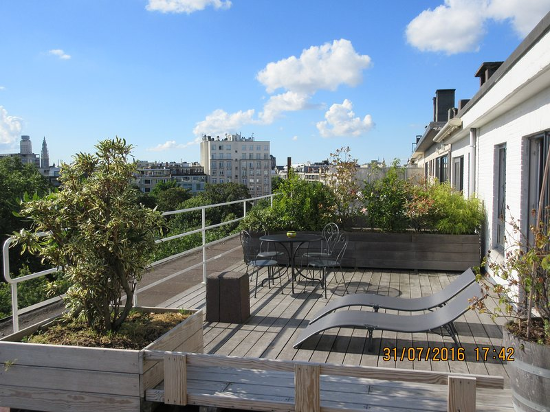 Fuths Penthouses 55, holiday rental in Antwerp