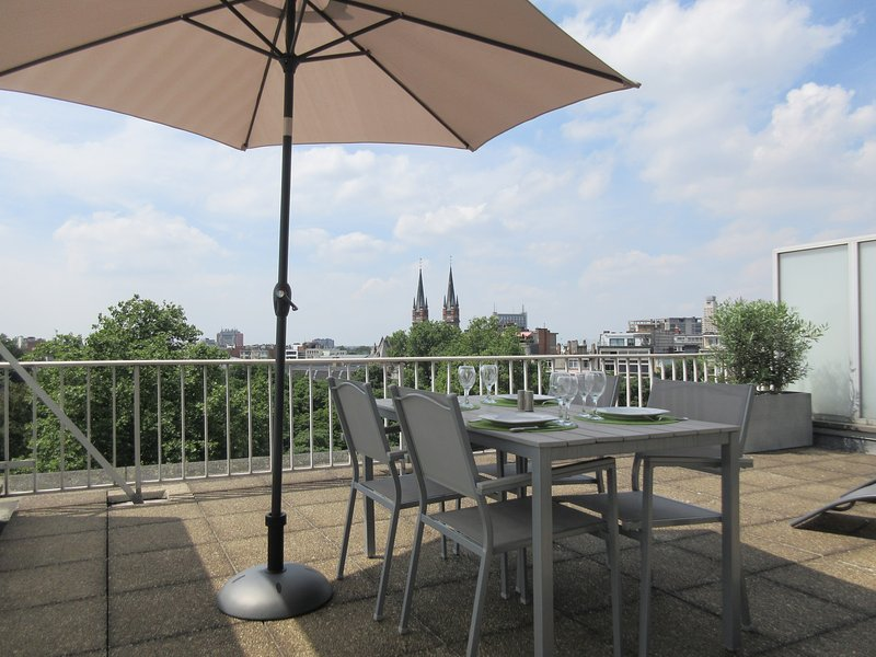 Fuths Loft Penthouse 85, holiday rental in Nijlen