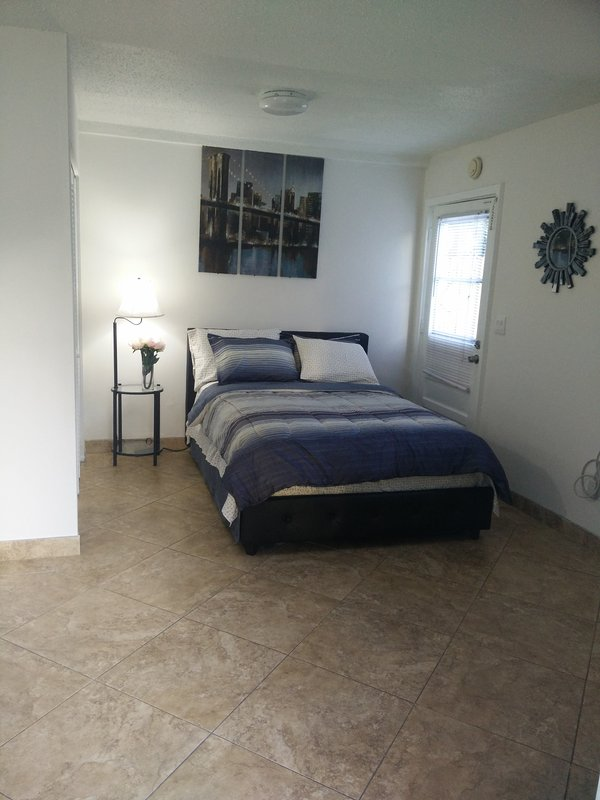 Cottage room studio, vacation rental in West Palm Beach