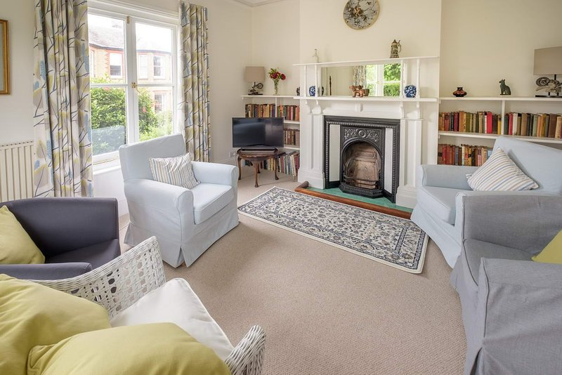 Grown up sitting room