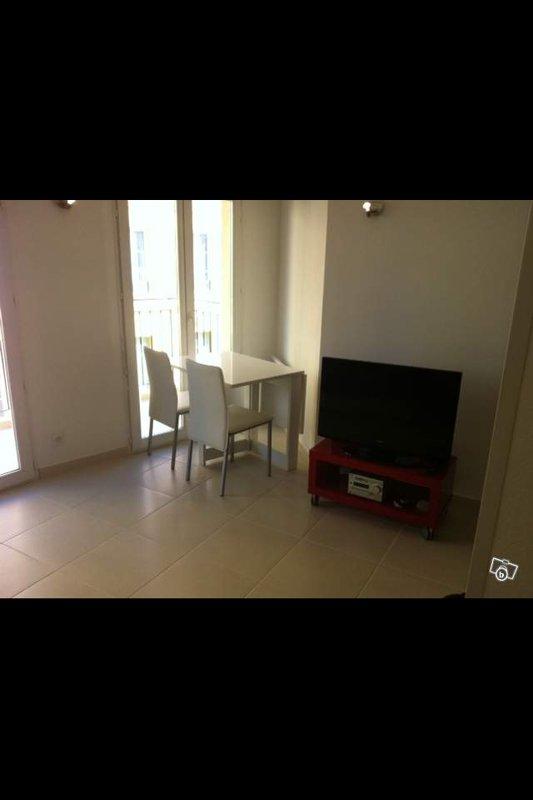 Location studio Menton, casa vacanza a Sainte-Agnes