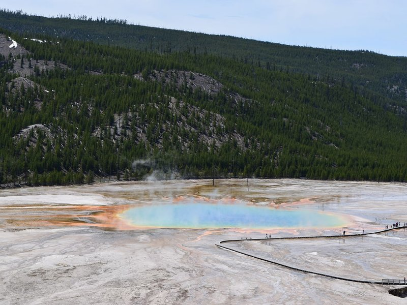 maravilhas de Yellowstone