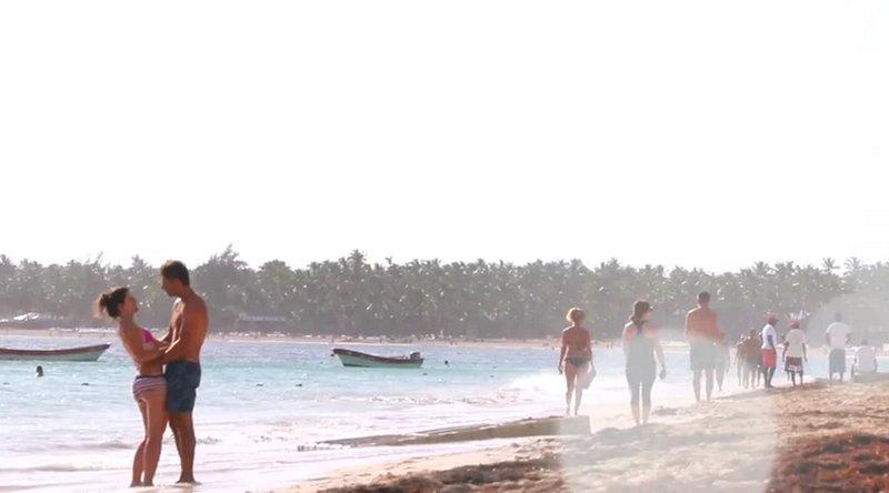 Los Corales Privatstrand ist vor kurzem Teil von Bavaro Beach die # 1 Strand in der Karibik bewertet!