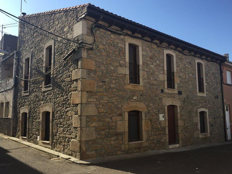Casa Rural El Zumaque, holiday rental in Urros
