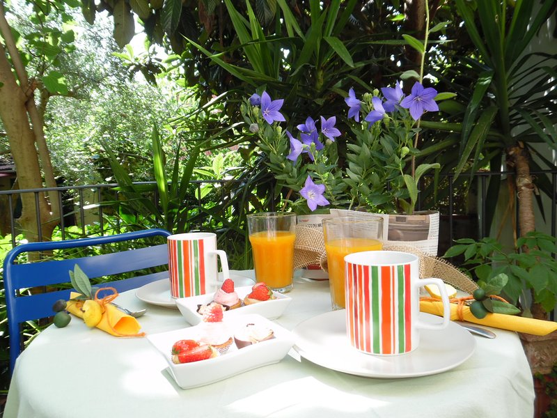 Garden in Florence APPARTAMENTO PIANO TERRA CON GIARDINO E TERRAZZA PRIVATA, holiday rental in Mantignano