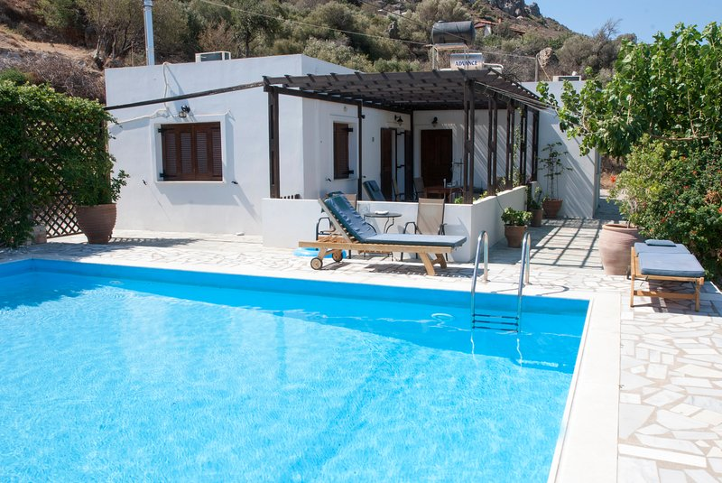Minoan Villa, holiday rental in Pachia Ammos