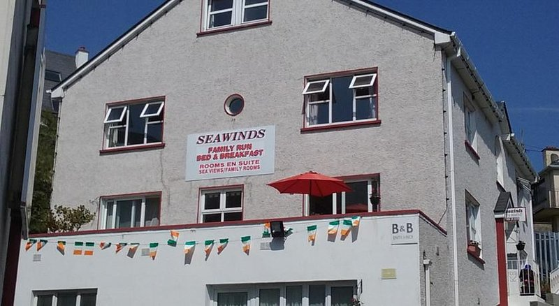 Seawinds Bed and Breakfast Double Room 1, Ferienwohnung in Ballycroy