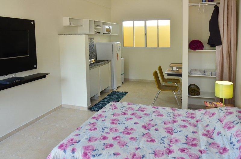 Unidade Casal - STUDIO ANA LAURA, aluguéis de temporada em Caieiras