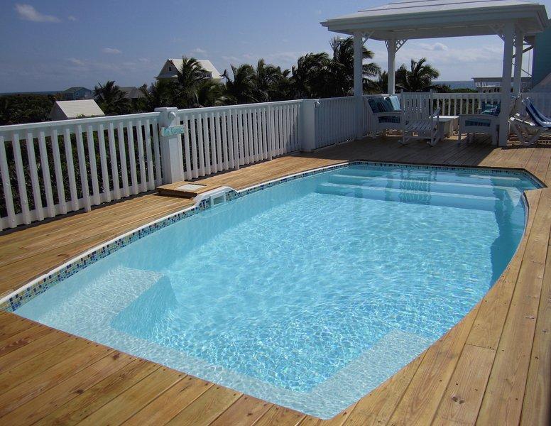 Pool/gazebo
