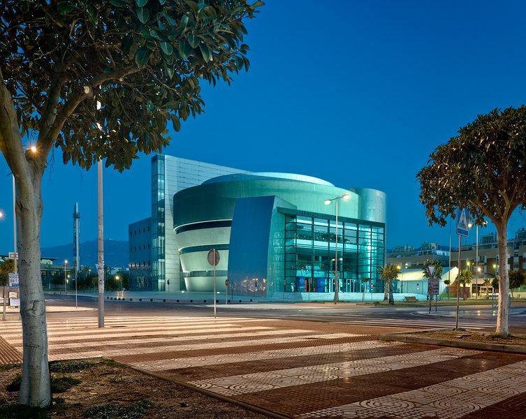 Auditorium Theatre 150 meters