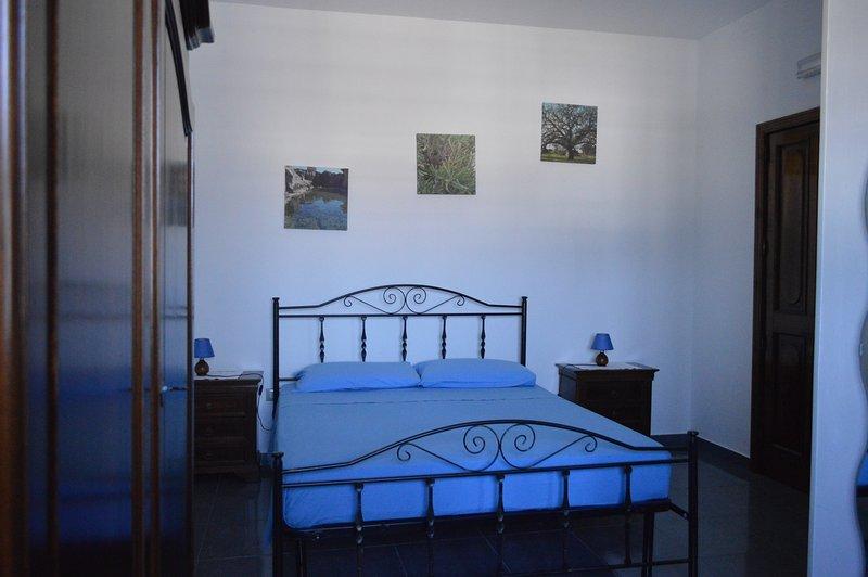 camera doppia/matrimoniale in Bed and Breakfast, Ferienwohnung in Depressa