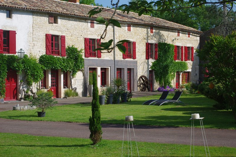Moulin de coupigny  2, holiday rental in Celles-sur-Belle