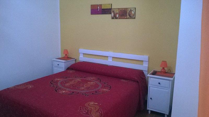 caracciolo B&B camera matrimoniale, holiday rental in Capena